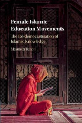 Omslag - Female Islamic Education Movements