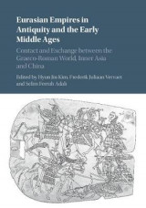 Omslag - Eurasian Empires in Antiquity and the Early Middle Ages