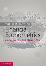 Omslag - The Elements of Financial Econometrics