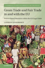 Omslag - Green Trade and Fair Trade in and with the EU