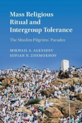 Omslag - Mass Religious Ritual and Intergroup Tolerance