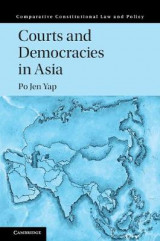 Omslag - Courts and Democracies in Asia
