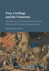 Omslag - Troy, Carthage and the Victorians