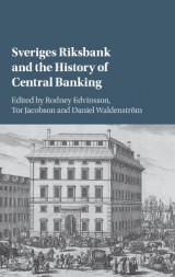 Omslag - Sveriges Riksbank and the History of Central Banking