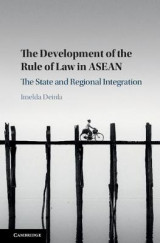 Omslag - The Development of the Rule of Law in ASEAN