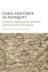 Omslag - Caria and Crete in Antiquity