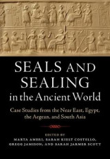 Omslag - Seals and Sealing in the Ancient World