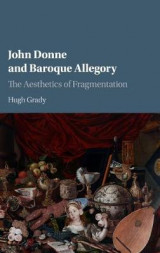 Omslag - John Donne and Baroque Allegory