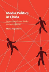 Omslag - Media Politics in China