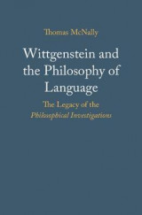 Omslag - Wittgenstein and the Philosophy of Language