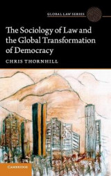 Omslag - The Sociology of Law and the Global Transformation of Democracy