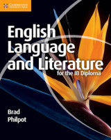 Omslag - English Language and Literature for the IB Diploma