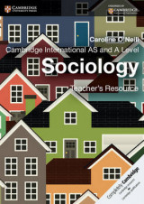 Omslag - Cambridge International AS and A Level Sociology Teacher's Resource CD-ROM