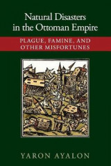 Omslag - Natural Disasters in the Ottoman Empire