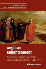 Omslag - Anglican Enlightenment