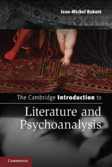 The Cambridge Introduction to Literature and Psychoanalysis av Jean-Michel Rabate (Heftet)