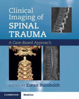 Omslag - Clinical Imaging of Spinal Trauma