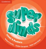 Omslag - Super Minds Level 4 Posters (10)