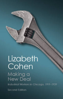 Making a New Deal av Lizabeth Cohen (Heftet)