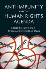 Omslag - Anti-Impunity and the Human Rights Agenda