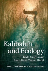Omslag - Kabbalah and Ecology