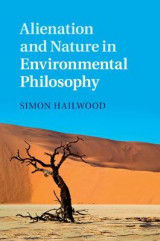 Omslag - Alienation and Nature in Environmental Philosophy