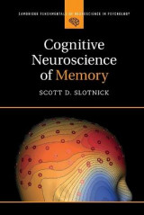 Omslag - Cognitive Neuroscience of Memory