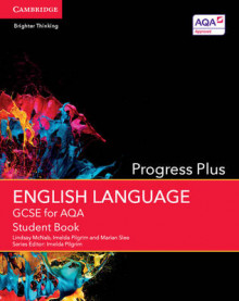GCSE English Language for AQA Progress Plus Student Book av Lindsay McNab, Imelda Pilgrim og Marian Slee (Heftet)