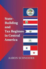Omslag - State-Building and Tax Regimes in Central America