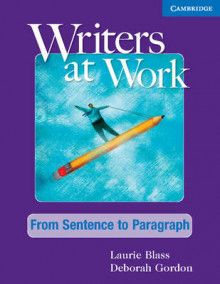 Writers at Work: from Sentence to Paragraph Student's Book and Writing Skills Interactive Pack av Laurie Blass og Deborah Gordon (Blandet mediaprodukt)