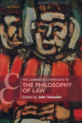 Omslag - The Cambridge Companion to the Philosophy of Law