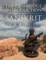 Omslag - The Cambridge Introduction to Sanskrit