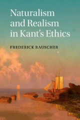 Omslag - Naturalism and Realism in Kant's Ethics