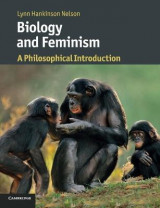 Omslag - Biology and Feminism