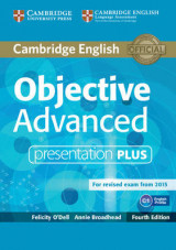 Omslag - Objective Advanced Presentation Plus DVD-ROM