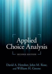 Applied Choice Analysis av David A. Hensher, John M. Rose og William H. Greene (Heftet)