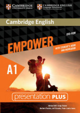 Omslag - Cambridge English Empower Starter Presentation Plus with Student's Book and Workbook