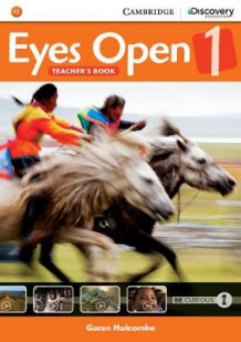 Eyes Open Level 1 Teacher's Book av Garan Holcombe (Heftet)
