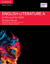 A/AS Level English Literature A for AQA Student Book av Russell Carey, Anne Fairhall og Tom Rank (Heftet)