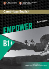 Omslag - Cambridge English Empower Intermediate Teacher's Book: Intermediate