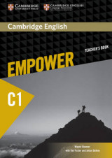 Omslag - Cambridge English Empower Advanced Teacher's Book: Advanced