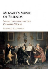 Omslag - Mozart's Music of Friends
