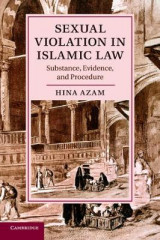Omslag - Sexual Violation in Islamic Law