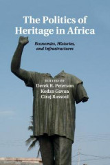 Omslag - The Politics of Heritage in Africa