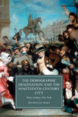 Omslag - The Demographic Imagination and the Nineteenth-Century City