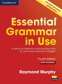 Essential Grammar in Use with Answers av Raymond Murphy (Heftet)