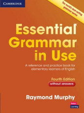 Essential Grammar in Use without Answers av Raymond Murphy (Heftet)