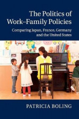 Omslag - The Politics of Work-Family Policies