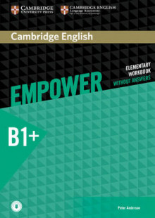 Cambridge English Empower Intermediate Workbook without Answers with Downloadable Audio av Peter Anderson (Blandet mediaprodukt)