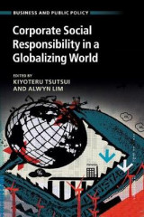 Omslag - Corporate Social Responsibility in a Globalizing World